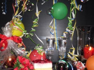 Geburtstags-Party