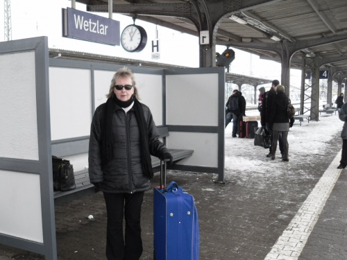 Saloma in Wetzlar am 18.12.2010