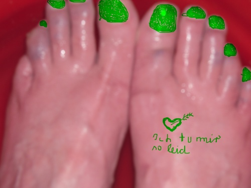 Fußentgiftung 5