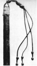 Römische Plumbatae - Flagrum