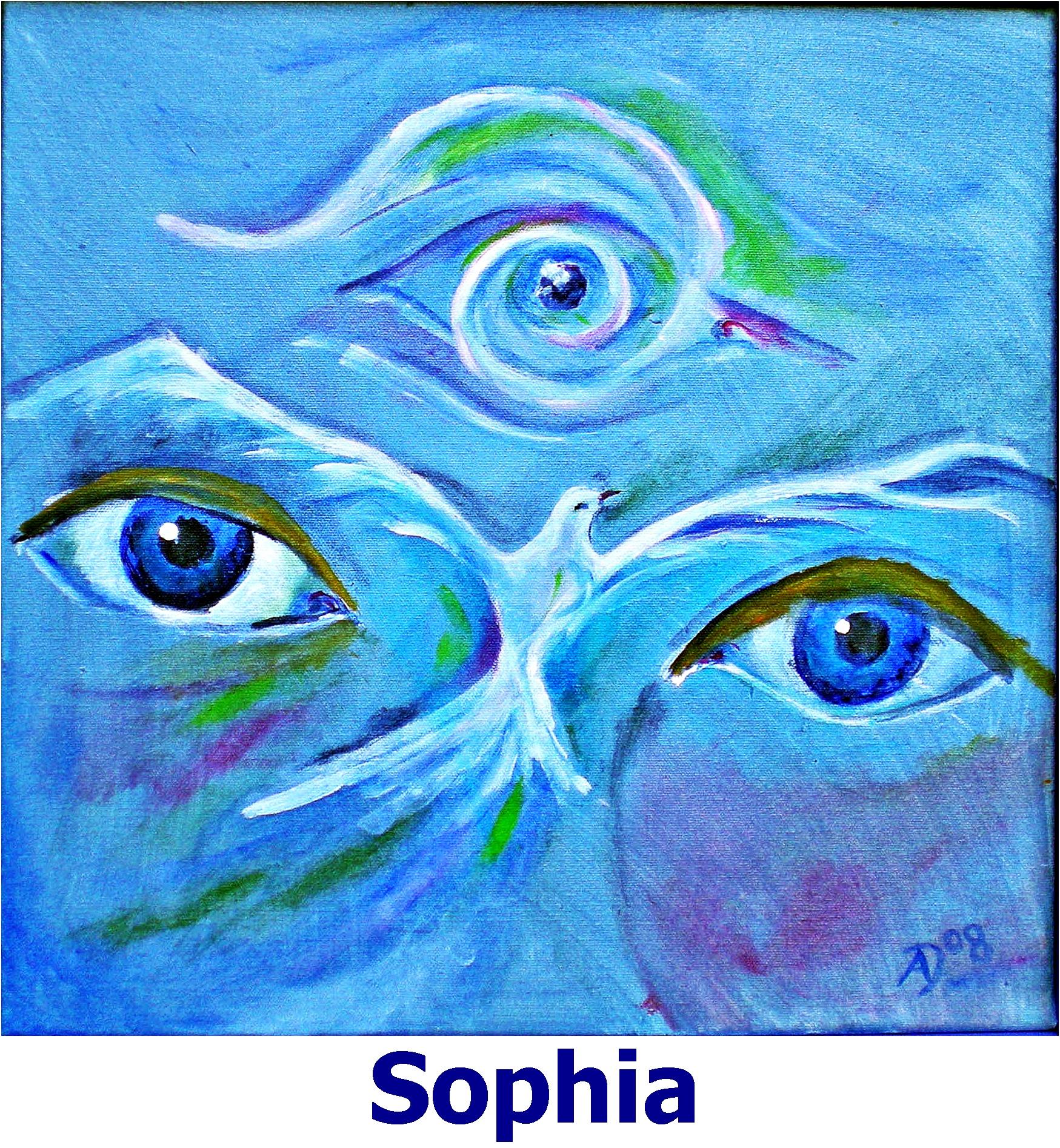 """Die Weisheit Kraft In Unseren Frauenthemen: Die """"Kalte Sophie"""" Und Der Heilige Geist"""